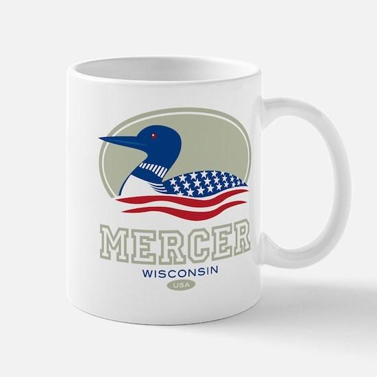 Loon Day Mercer Mug