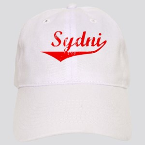 Sydni Vintage (Red) Cap