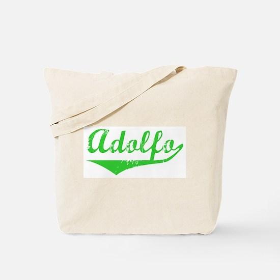 Adolfo Vintage (Green) Tote Bag
