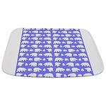 Polar Bear Pattern Bathmat