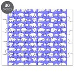 Polar Bear Pattern Puzzle