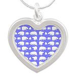Polar Bear Pattern Necklaces