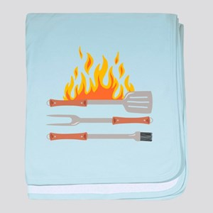 Grill Tools baby blanket