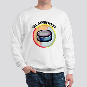 SLAPSHOT Hockey Sweatshirt