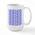 Polar Bear Pattern Mugs