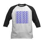 Polar Bear Pattern Baseball Jersey