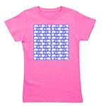 Polar Bear Pattern T-Shirt
