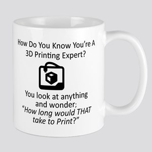 3D Expert Mugs