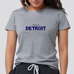 Imported From Detroit Blue T-Shirt