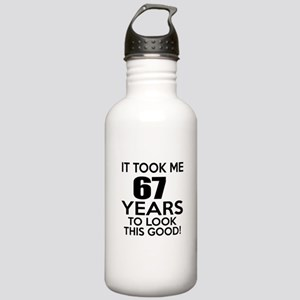 It Took ME 67 Years Stainless Water Bottle 1.0L