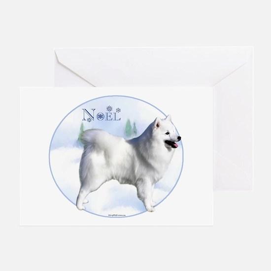 Eskimo Noel Greeting Card