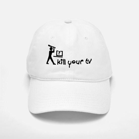 Kill Your TV Baseball Baseball Cap