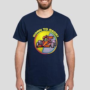 Born to Race Dark T-Shirt