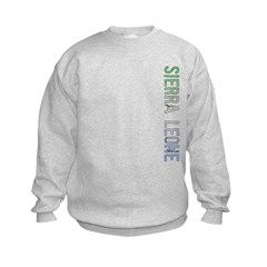 Sierra Leone Stamp Sweatshirt