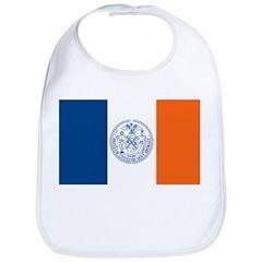 New York City Flag Bib