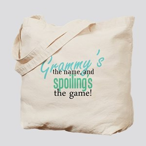Grammy's the Name, and Spoiling's the Game! Tote B