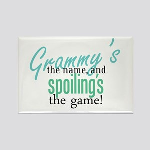 Grammy's the Name, and Spoiling's the Game! Rectan