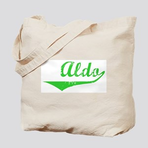 Aldo Vintage (Green) Tote Bag