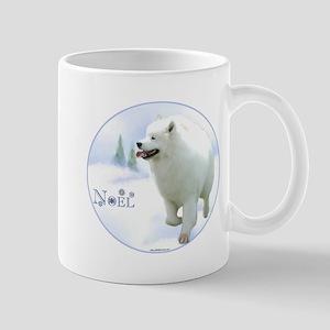 Samoyed Noel Mug