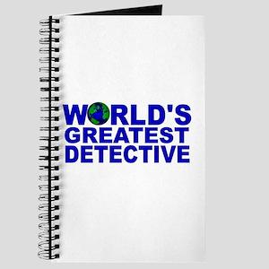 World's Greatest Detective Journal