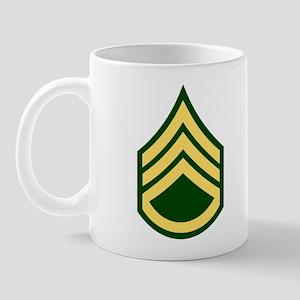 Staff Sergeant<BR> 11 Ounce Mug