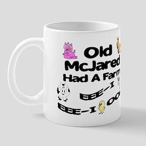 Old McJason Had a Farm Mug