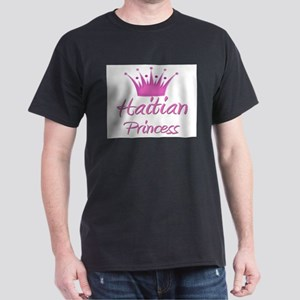 Haitian Princess Dark T-Shirt