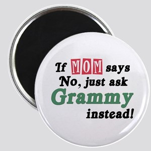Just Ask Grammy! Magnet