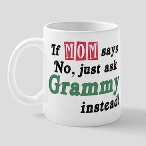 Just Ask Grammy! Mug