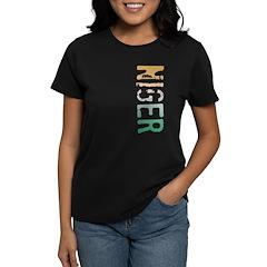 Niger Women's Dark T-Shirt