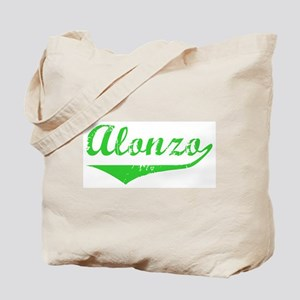 Alonzo Vintage (Green) Tote Bag