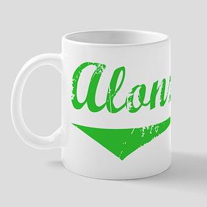 Alonzo Vintage (Green) Mug