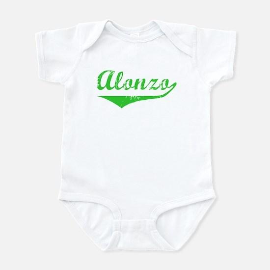 Alonzo Vintage (Green) Infant Bodysuit