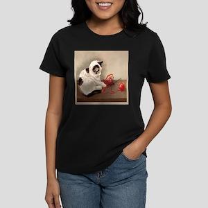 Knitting Wonderland Women's Dark T-Shirt