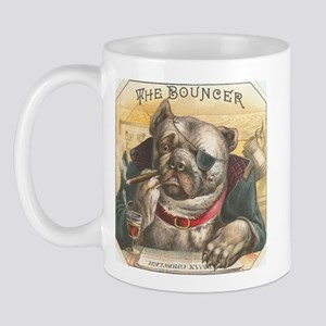 The Bouncer Mug