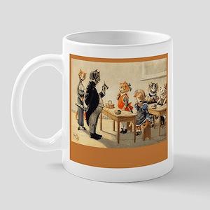 """""""Knitting Christmas"""" Mug"""
