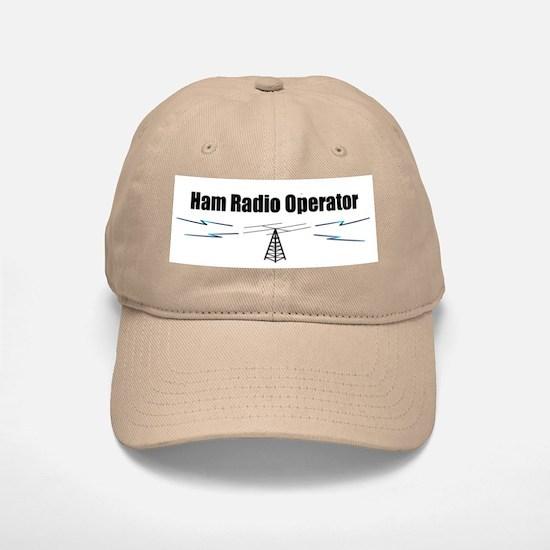 Ham Radio Operator Baseball Baseball Cap