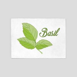 Basil 5'x7'Area Rug