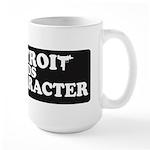 DetroitBuildsCharacter-com Mugs