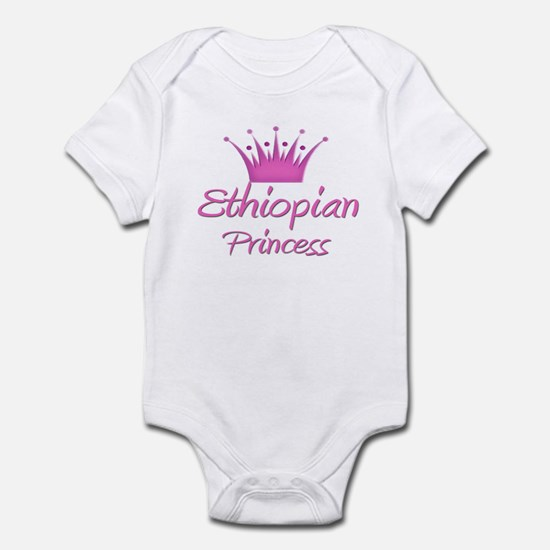 Ethiopian Princess Infant Bodysuit