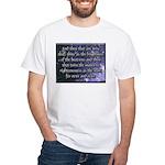 Daniel 12:3 White T-Shirt