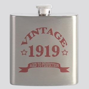 Vintage 1919 Aged To Perfection Flask
