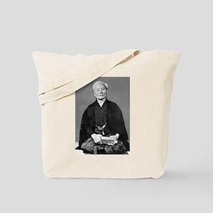 Gichin Funakoshi Tote Bag
