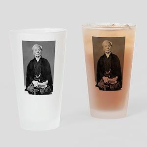 Gichin Funakoshi Drinking Glass