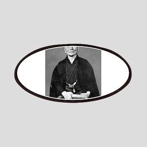 Gichin Funakoshi Patch