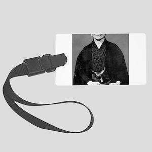 Gichin Funakoshi Large Luggage Tag