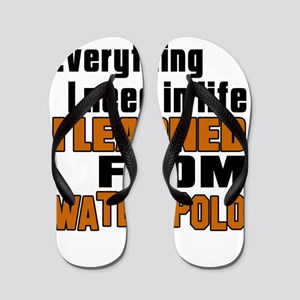 Everything I Learned From Water Polo Flip Flops