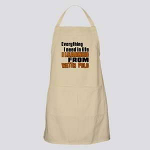 Everything I Learned From Water Polo Apron