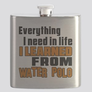 Everything I Learned From Water Polo Flask