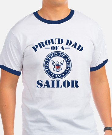 Proud Dad Of A US Navy Sailor T